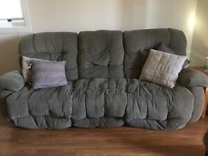 Large Reclining Couch