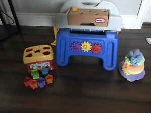 Toddler toys $ 10 for all