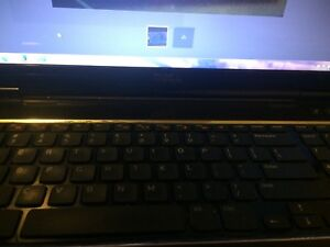 Dell Inspiron i7 8gb laptop