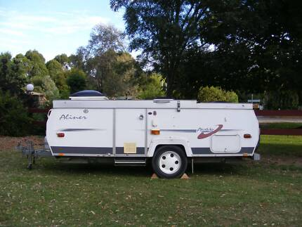 A,Liner Camper Trailer For Sale Eildon Murrindindi Area Preview