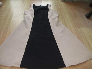 BODEN STUNNING AUDREY SHIFT WORKWEAR DRESS SIZE 16 LONG BNWOT