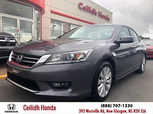 2015 Honda Accord EX-L | Honda Certified!