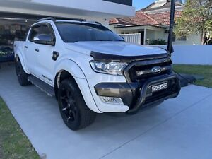 2017 Ford Ranger Wildtrak 3.2 (4x4) 6 Sp Automatic Dual Cab P/up