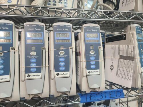 Alaris 8100 Infusion Pump Module patient ready 6 month warranty
