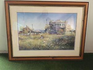 D'arcy Doyle Framed prints x3 Golden Beach Caloundra Area Preview