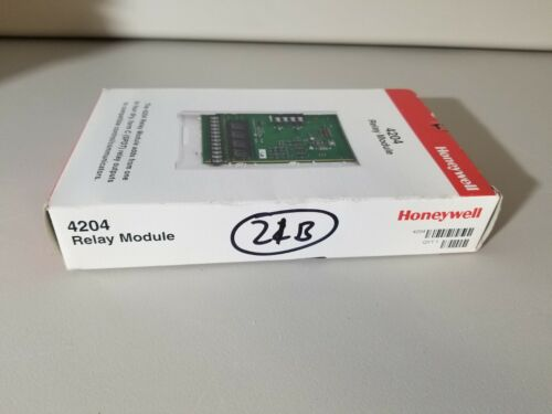 ADEMCO/ADT/HONEYWELL 4204 Intelligent Relay Board Module 4 Form C T326