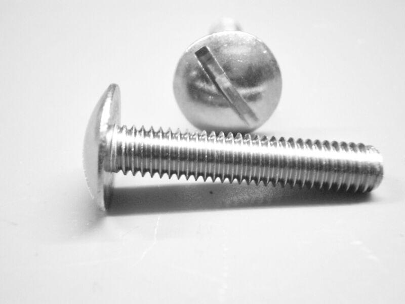 DERING Zylinderschrauben M5 X 90 mit Schlitz DIN 84 Edelstahl A2 | Zylinderkopf Gewindeschrauben 20 St/ück rostfrei