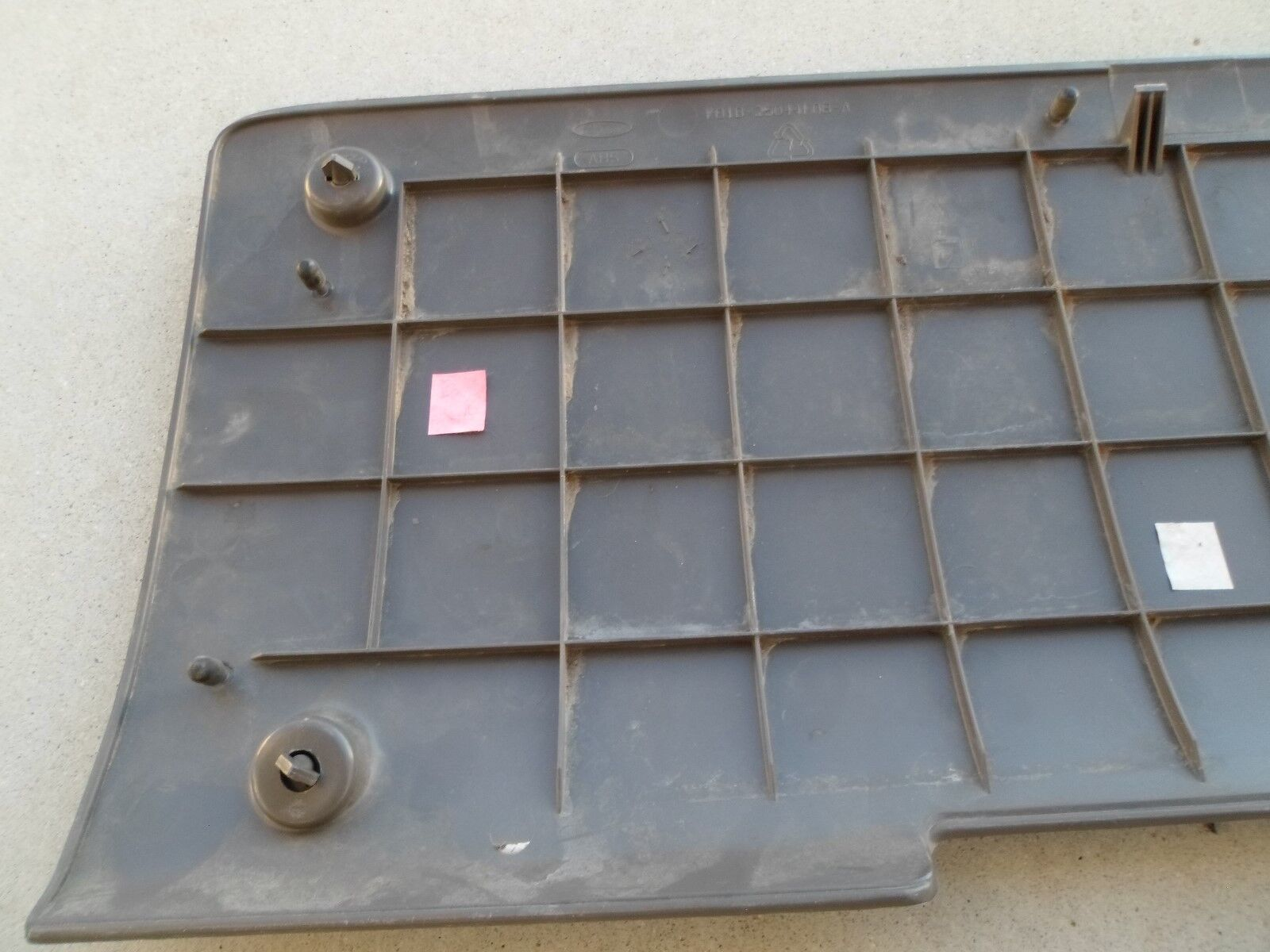Ford Excursion - Fuse Panel / Cover (Brown)