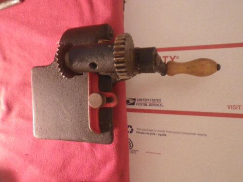 Antique Chandler Cloth Cutter Tool, Rare?, Excellent Cond, USA