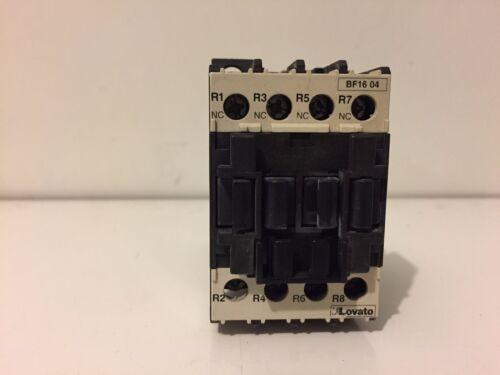 Lovato BF16C 04  Contactor.