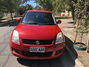 2009 Automatic Suzuki Swift excellent condition Adelaide CBD Adelaide City Preview