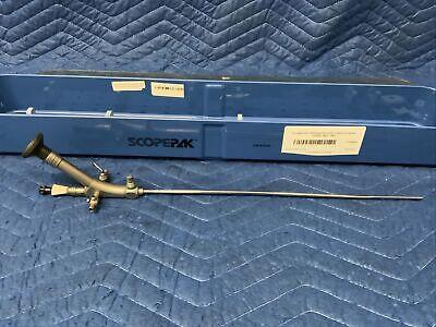 Karl Storz 27001 K Scope 6 34cm 8fr. Ureteroscope W 27001 G Adaptor