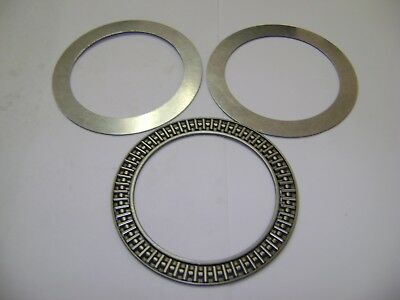 Nta3648 Thrust Needle Roller Bearing With Two Washers 2-14 X 3 X 564 Bab218