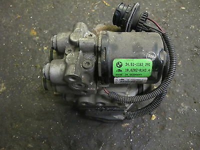 bmw z3 abs pump abs pump for sale new and used. Black Bedroom Furniture Sets. Home Design Ideas