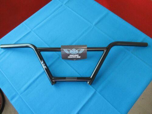 SE Racing BMX Oakland Cruiser 4 Piece Bicycle Handlebar in Black - New