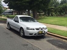 2006 Ford Falcon Ute Junee Junee Area Preview