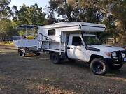 Slide On Camper .  Palomino Bronco 2013 Bullsbrook Swan Area Preview