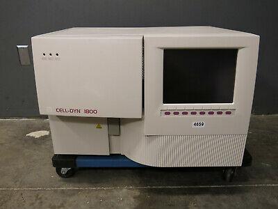 Abbott Cell Dyn 1800 Hematology Analyzer 4659