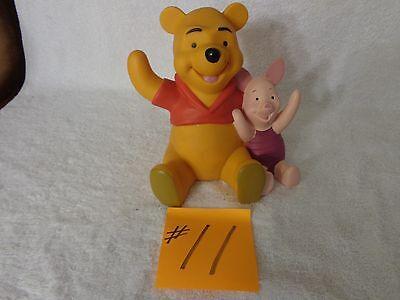 Disney Winnie The Pooh and Piglet Bank,walt disney attractions,eyore,honey