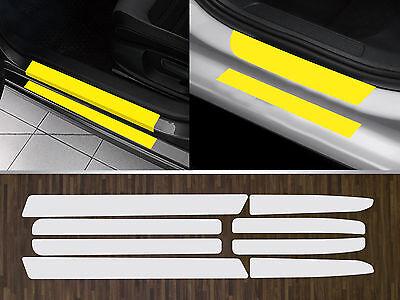 Lackschutzfolie transparent Einstiege Türen  Skoda Superb 3, Limousine und Kombi