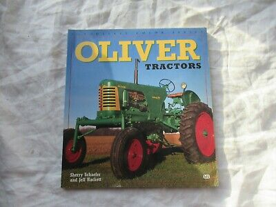 Oliver Hart-parr Tractors Book By Sherry Schaefer And Jeff Hackett