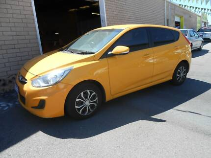 2014 Hyundai Accent 1.6l Auto - 5 Door Hatch Wangara Wanneroo Area Preview