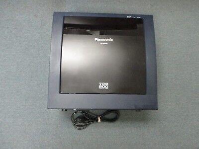 Panasonic Kx-tde200 Ip Pbx Cabinet W Psu M Ipcmpr Processor W Sd Card Reg