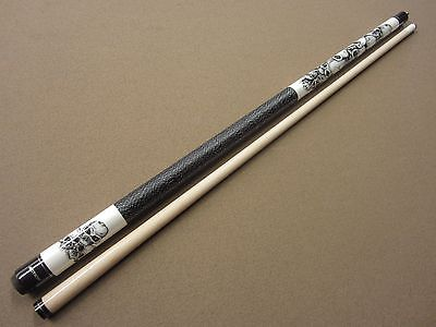 Action Adv60 Skulls Pool Cue With Free Shipping