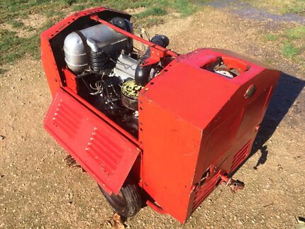 Rare Coventry Climax fire pump Renmark Renmark Paringa Preview