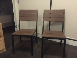 2 X IKEA Falster Outdoor Chairs