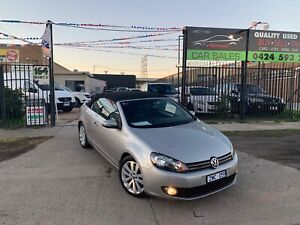 2013 Volkswagen Golf 118 TSI Manual Convertible Thomastown Whittlesea Area Preview
