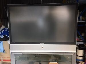 Samsung 61 inch rear projection tv Kallaroo Joondalup Area Preview