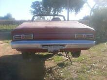 Chrysler Valiant VJ Regal Convertible project Renmark Renmark Paringa Preview