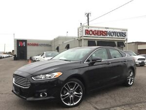2015 Ford Fusion TITANIUM AWD - NAVI - LEATHER - SUNROOF