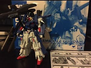 Robot spirits full armor zz gundam Chatswood Willoughby Area Preview
