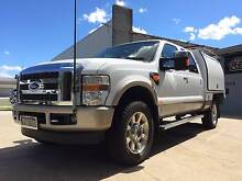 2010 Ford F350 Lariat King Ranch Auto 4x4 Virginia Brisbane North East Preview