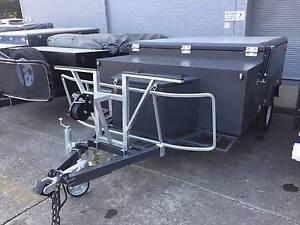 Light weight Forward Fold Camper Trailer Kilsyth Yarra Ranges Preview