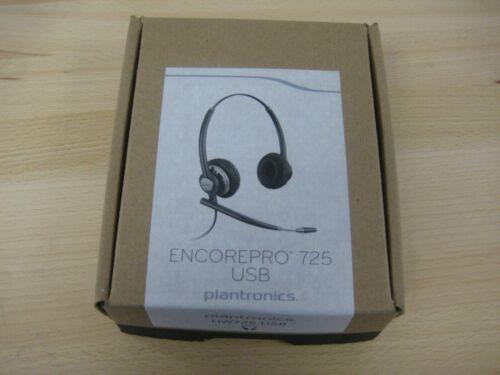 Plantronics EncorePro 725 USB Headset