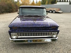 RARE 1963 Chevy C10 Shortbox Fleetside 2wd Big Block
