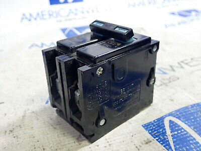 Bryant Br250 Circuit Breaker 2 Pole 120240vac 50a Used