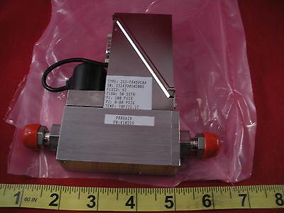 Parker 251-fkhsvcaa Flow Meter Mass H2 30scfh Praxair 410259 Hannifin Wcert New
