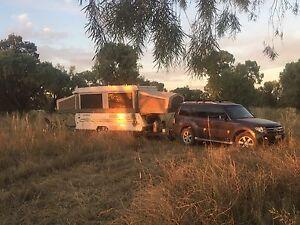 2000 swan jayco outback McLaren Vale Morphett Vale Area Preview