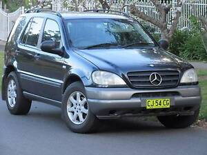 1999 Mercedes-Benz ML Wagon Hornsby Hornsby Area Preview