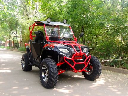 SYNERGY SPIDER 250CC SIDE X SIDE UTV SPORTS BUGGY ATV QUAD BIKE