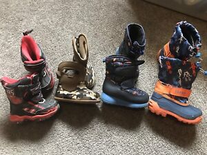 Toddler boots size 5,6,7