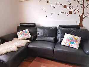 3 Seater lounge with Chaise / sofa /couch Narwee Canterbury Area Preview