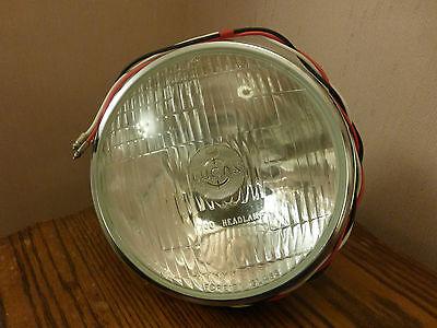 OEM Lucas BPF Headlamp HeadLight & Steel Bucket F700 MG MGA Midget Morris Minor