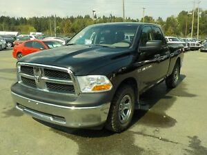 2012 Dodge Ram 1500 ST Quad Cab Short Box 4WD