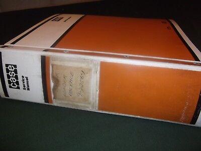 Case 580ck 580 Ck Loader Backhoe Shop Repair Service Manual Original