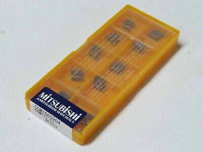 10 Pcs Mitsubishi Carbide Inserts Ccmt 21.51 Ccmt 060204 Grade Vp15tf